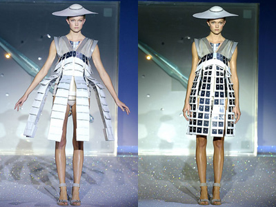 Hussein Chalayan Spring Summer 2007 Collection