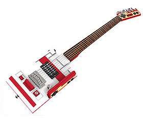 NES turned guitar