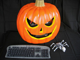 pumpkin PC PartII