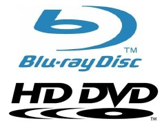 Blu-ray Player VS. HD DVD Player